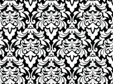 Load image into Gallery viewer, Damask Seamless Pattern - Icing - ISA039-Icing/Frosting Paper-Sugar Art
