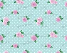 Load image into Gallery viewer, Shabby Chic Roses Background- Icing - ISA018-Icing/Frosting Paper-Sugar Art
