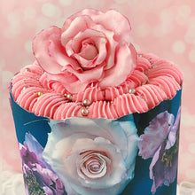 "Load image into Gallery viewer, Italian LIVE ""Spring Cake"" Class con Pamela di Pamela Cake Planner"