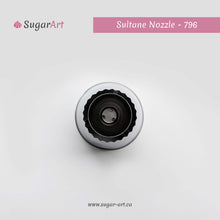 "Load image into Gallery viewer, Open ""Sultane"" Piping Nozzle 796-Piping Tips-Sugar Art"