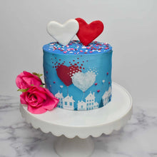 Load image into Gallery viewer, Two Romantic Illustrations - Icing - ISA219