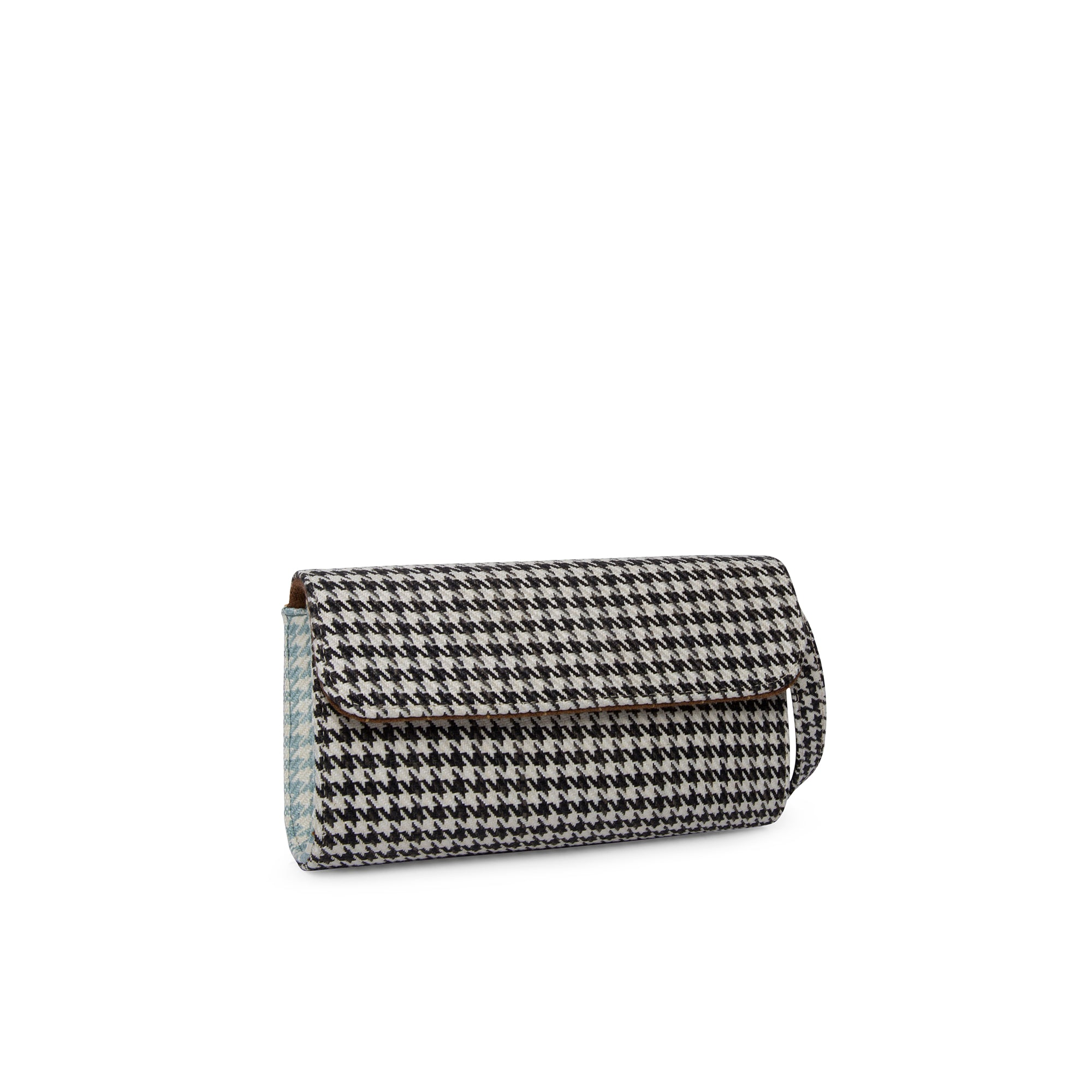 LIMITED EDITION Clutch L Pta. de Gallo negra