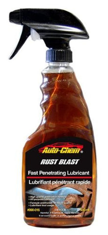 Auto-Chem Professional (990-016) RUST BLAST - Fast Penetrating Lubricant and Corrosion Prohibitor
