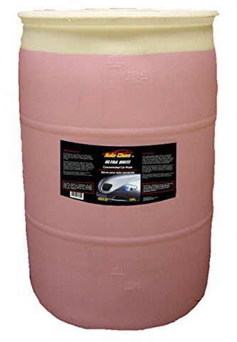 Auto-Chem Professional - ULTRA BRITE - Non-Streak Concentrated Car Wash Soap- Biodegradable (55 Gallon (7040 Ounces))
