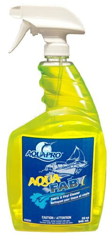 Aqua-Pro Professional (8221) - AQUA FAB 1- Biodegradable Fabric and Vinyl Cleaner 1L