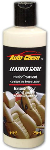 Auto-Chem Professional (1115) LEATHER CARE- Conditioner, Treatment, Protectant and Restorer for Leather and Vinyl