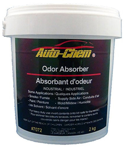 Auto-Chem Industrial ODOR ABSORBER AIR FRESHENER SPONGE(7072) 2 KG/4.8 LBS