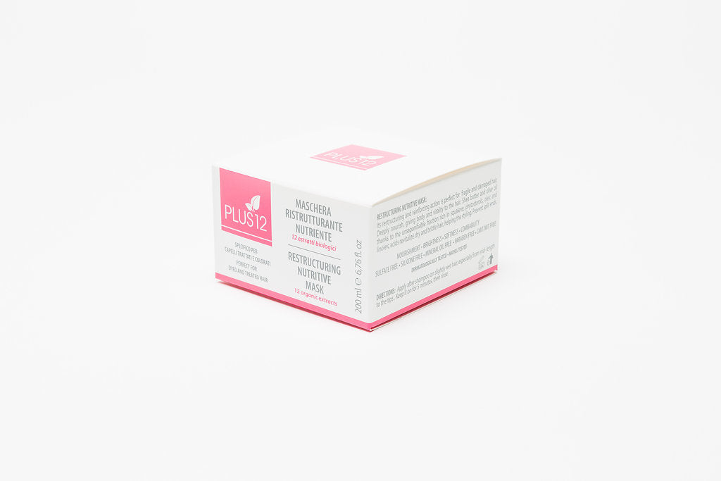 MASQUE-REVITALISANT RESTRUCTURANT PLUS12