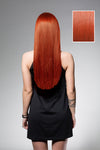 Vibrant Red Copper #130 - Full Head Set - 45cm