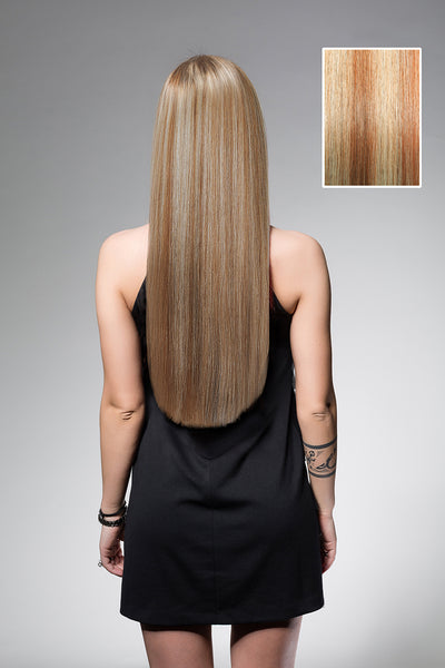 Beach Blonde #27/25 - Full Head Set - 55cm