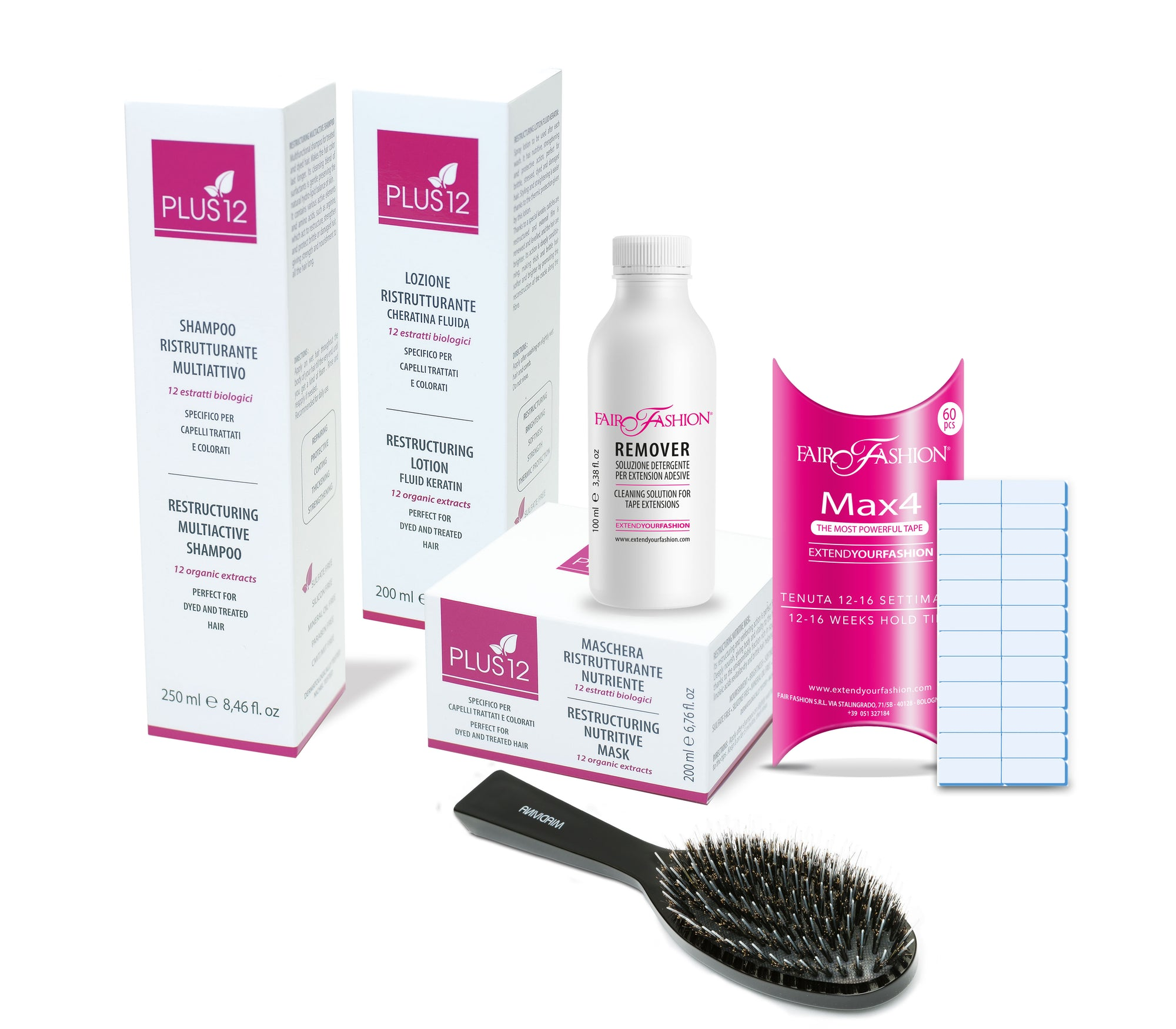 "Kit di mantenimento ""Brush"""