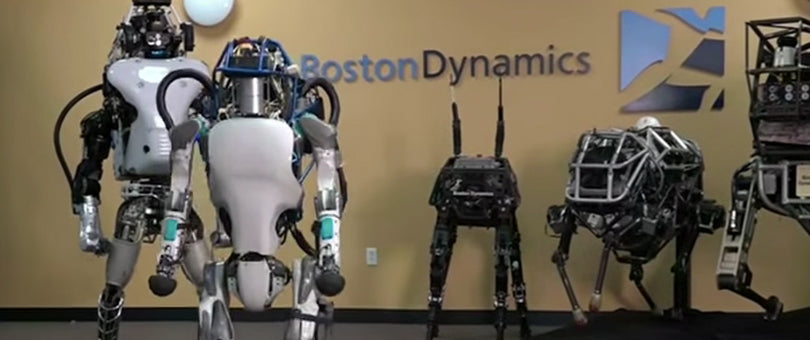 This Humanoid Robot Named Atlas is Growing Up