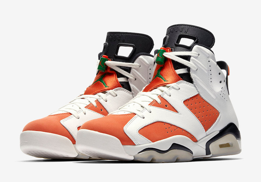 Air Jordan 6 Gatorade