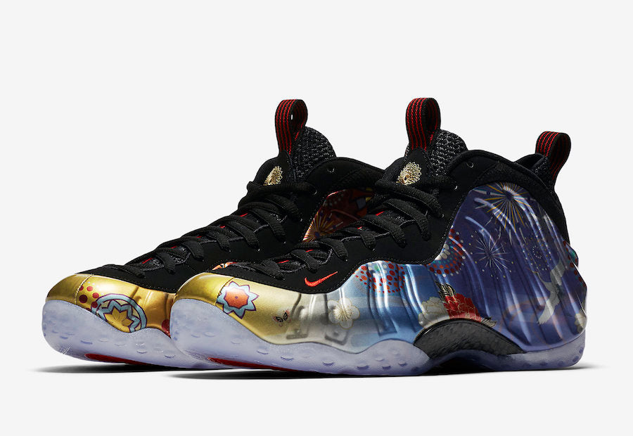 "Nike Foamposite One ""CNY"""