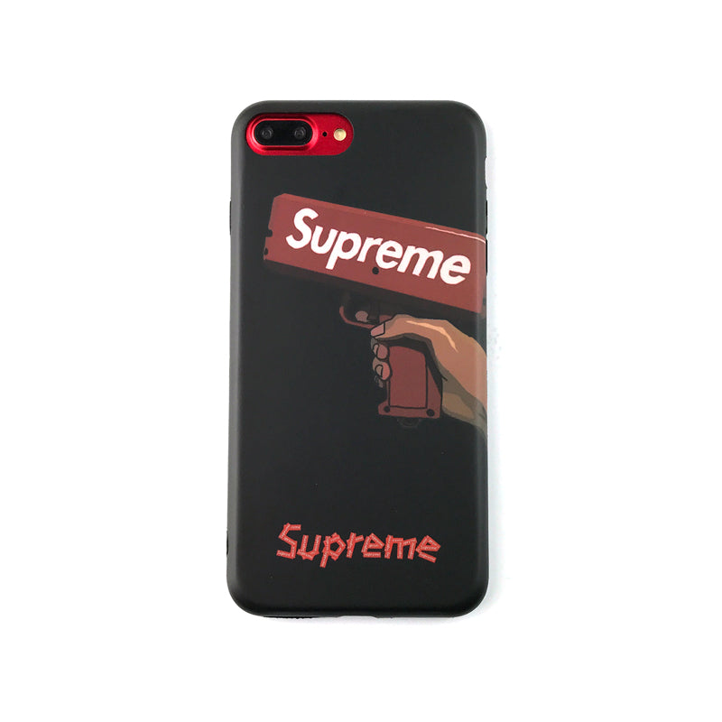 Sup Money Gun iPhone cases