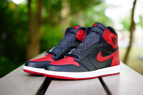 "Air Jordan 1 High OG Retro ""Banned"" 2016"