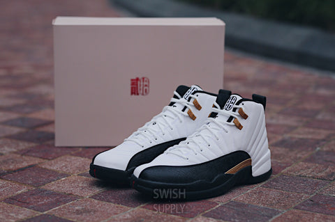 "Air Jordan 12 CNY ""Men"""