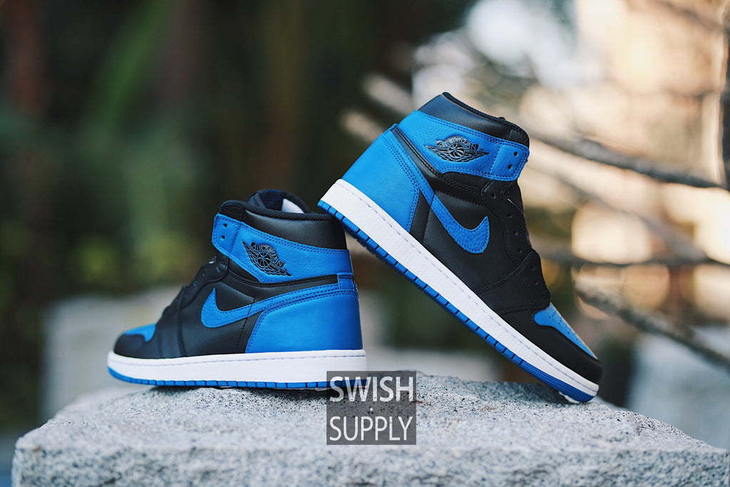 "Air Jordan 1 OG Retro High ""Royal Blue"""