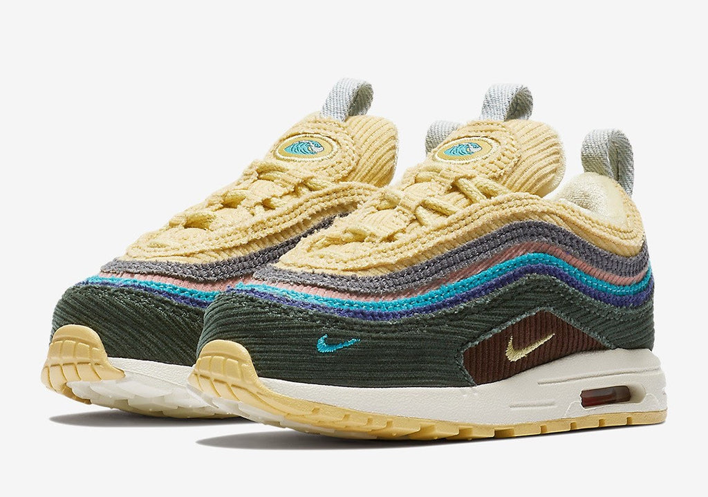Sean Wotherspoon x Nike Air Max 97/1 Toddler