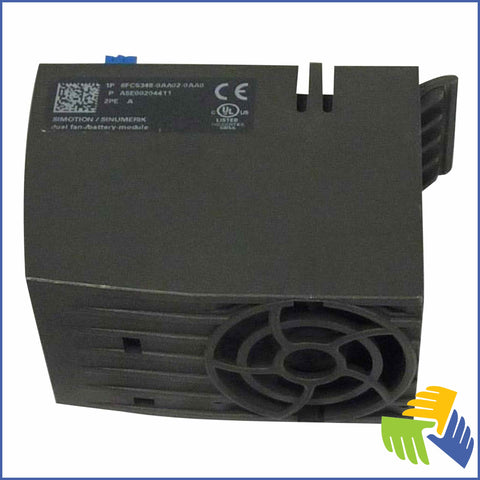 840D SL Battery+Fan Unit 6FC5348-0AA02-0AA0 | Siemens