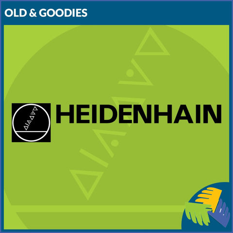 HEIDENHAIN Old & Goodies | Heidenhain