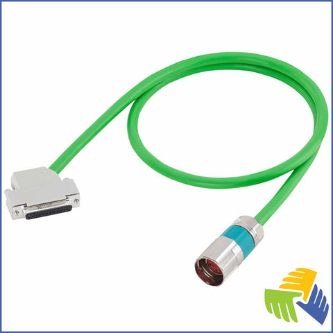 Absolut Motor Encoder extension cable 6FX8002-2EQ34-xxxx | Siemens