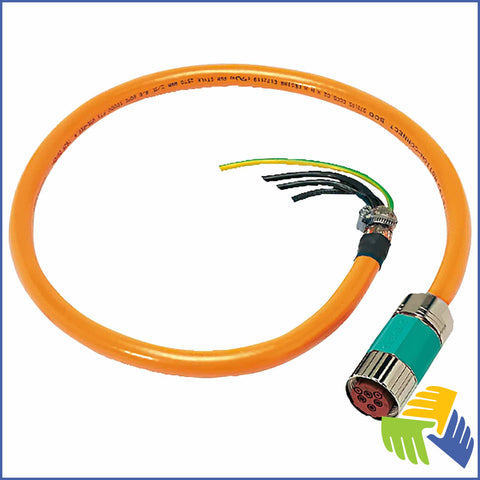 Power cable extension 6FX5002-5DQ15-1CA0 | Siemens