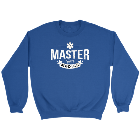 Vintage Master Your Medics Sweater