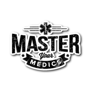 Master Your Medics Sticker