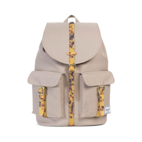 HERSCHEL Dawson BackPack Brindle/Tortoise Shell Rubber - Sneakerhelden