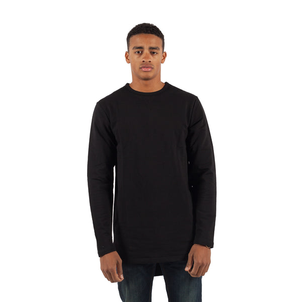 PUBLISH Long-Sleeve Glifford Black - Sneakerhelden