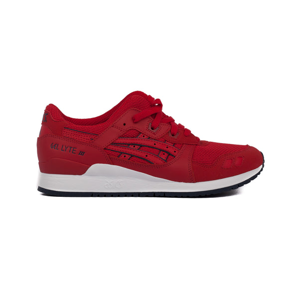 ASICS Gel-Lyte III Red/Red - Rot