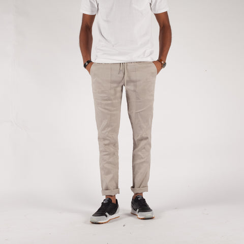 PUBLISH Pants Hash Light Grey