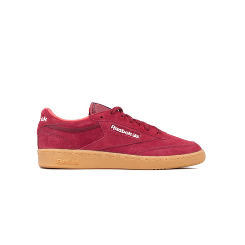 REEBOK CLUB C 85 Indoor Riot Red - Rot