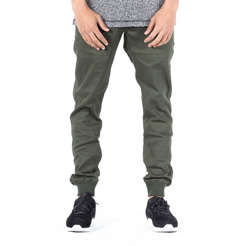 PUBLISH Jogger Pants Legacy Oliv - Sneakerhelden