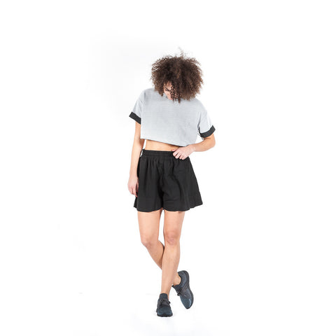 PUBLISH Crop Top Leesa Weiß - Sneakerhelden