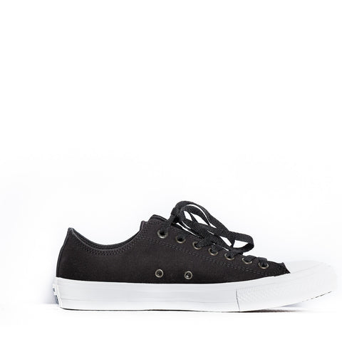 CONVERSE Chuck Taylor All Star OX BLACK - Sneakerhelden