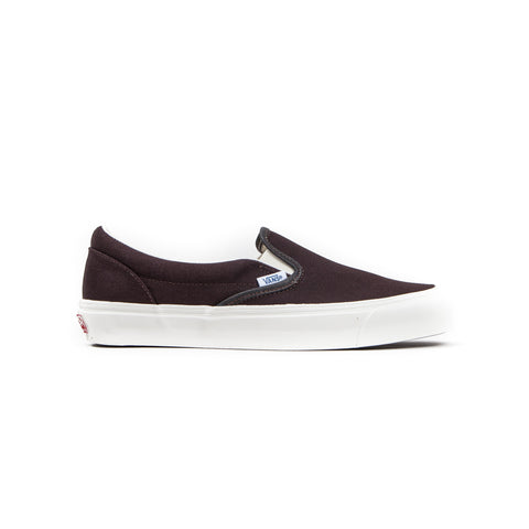 VANS OG Classic Slip-ON Black Coffee - Sneakerhelden