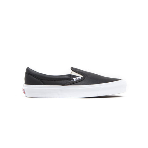 VANS OG Classic Slip-ON Black - Sneakerhelden