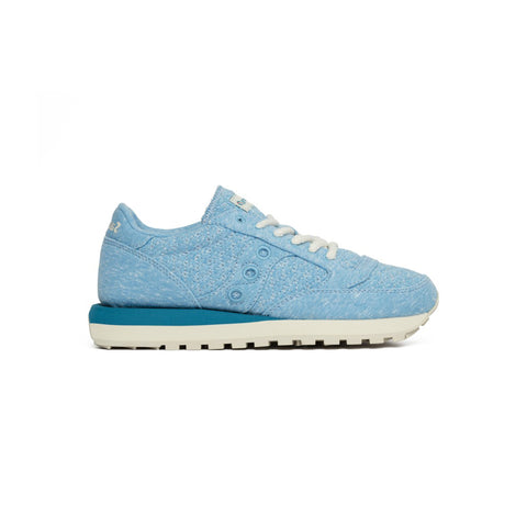 "SAUCONY Wmns Jazz Original ""Sweater Pack"" - Light Blue"