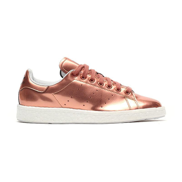 ADIDAS Originals Stan Smith W Boost - Bronze / Metallic Rot/Braun