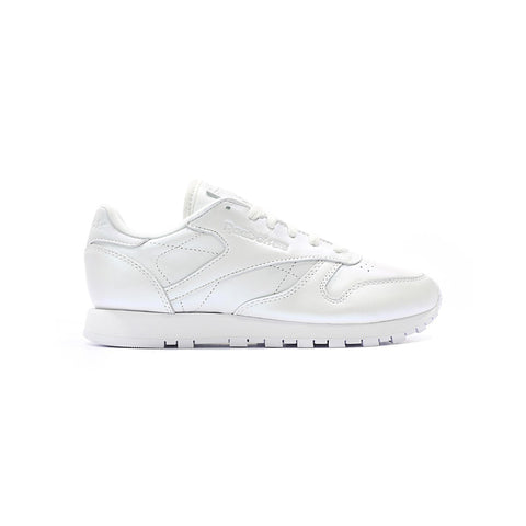 Reebok WMNS Classic Leather Pearlized - Weiß