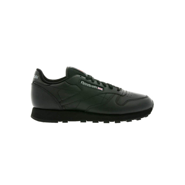 REEBOK Classic Leather All Black - Schwarz