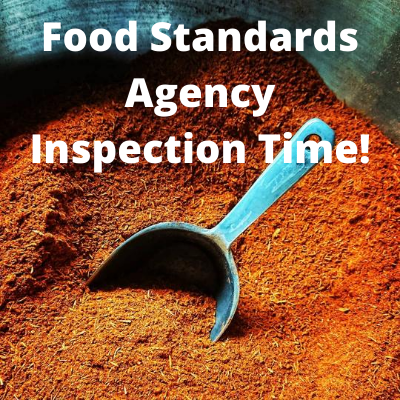 Food Standards Agency Rating
