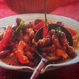 Natal Red Kidney Bean Curry - Store Cupboard Curry