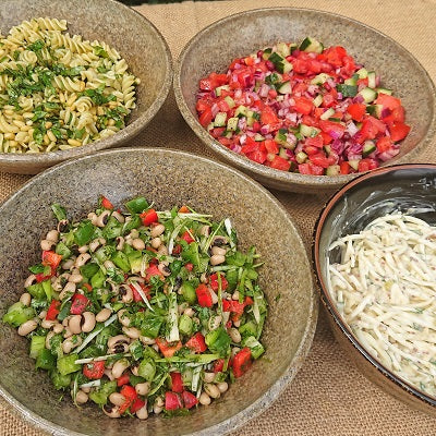 Summer Salads to accompany your BBQ