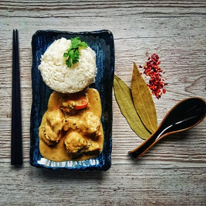 Thai Style Curry using Sambal Ulek