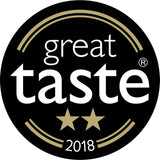 Great Taste 2 star award logo 2018