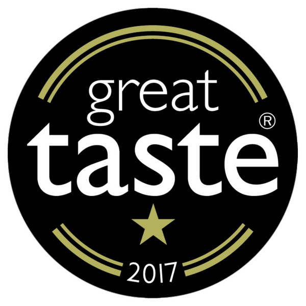 Great Taste 2017 1 star
