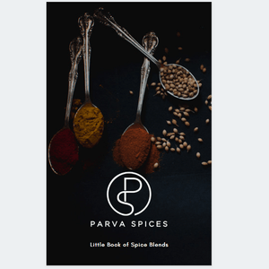 Little Book Of Spice Blends - Parva-Spices
